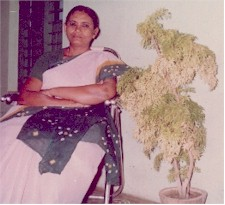My Mother - Vijayalakshmi